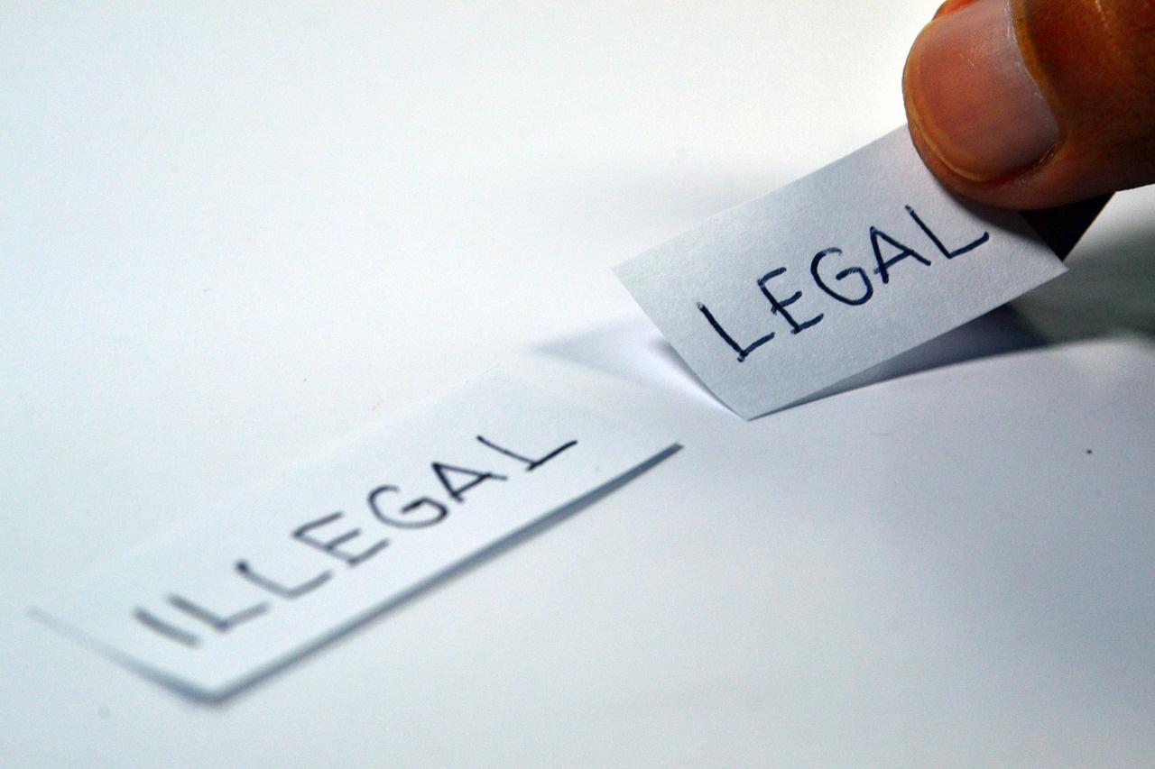 Legal – illegal: Compliance soll die Grenzen festlegen
